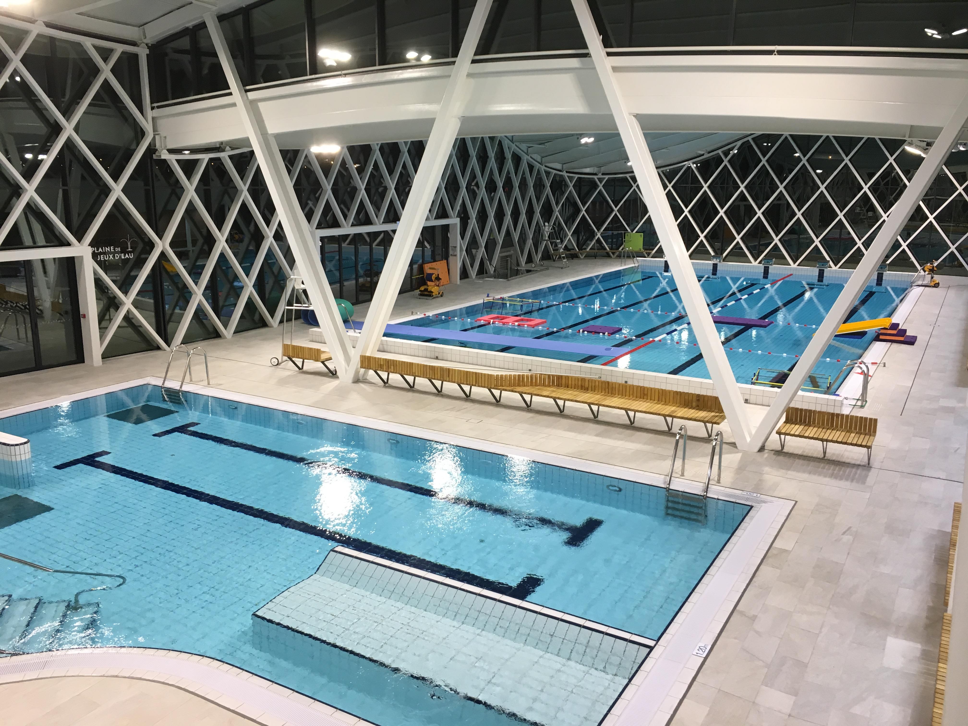 Centres Aquatiques Ethis Ingenierie